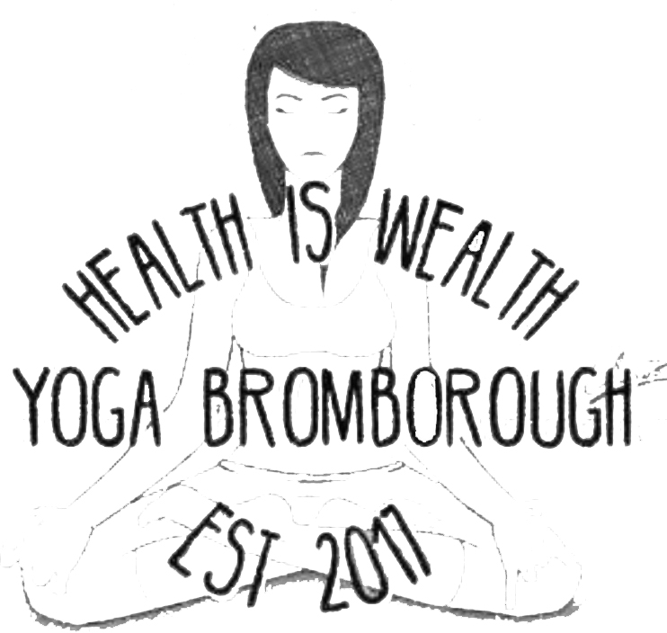Health Is Wealth- Wirral Yoga- Brombrough & Heswall