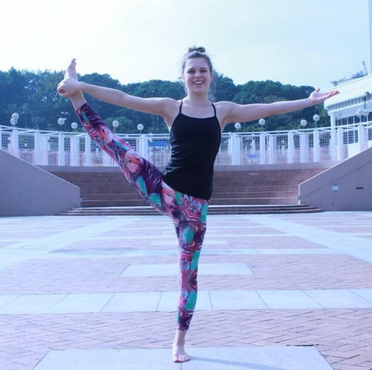 Jade Lee Kitchen: Hot Yoga Wirral